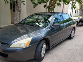 Honda Accord 3.0 Ex Sedan V6 Piel Abs Qc Cd Mt 2003