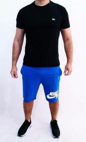 Kit 3 Bermudas Short De Moletom Masculino Nike