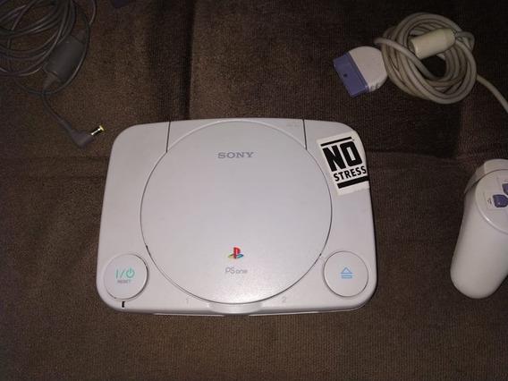 Playstation Psone - Não Quero Troca