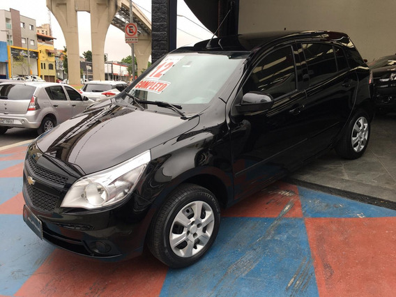 Chevrolet Agile Lt 1.4 2012 Hatch, Completo, Uber, 99taxi