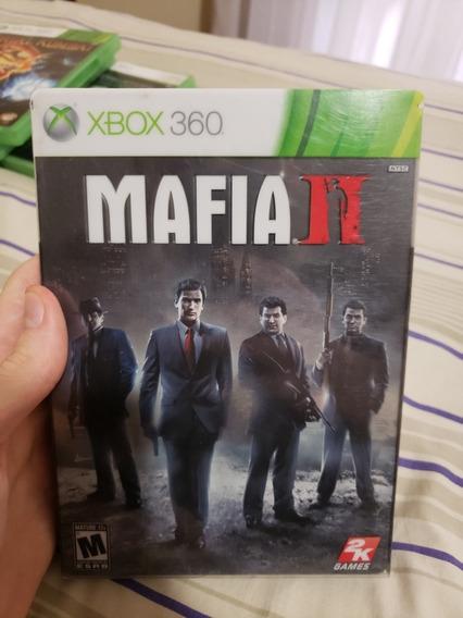 Mafia 2 Collectors Edition Xbox 360