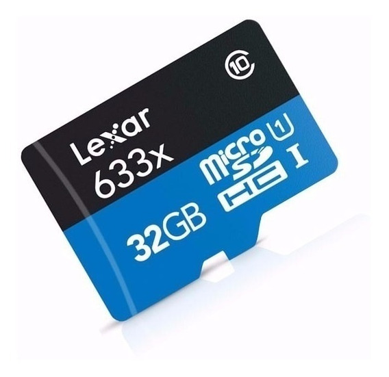Cartão Micro Sd Hc 633x Lexar 32 Gb 95mb/s Original Memória