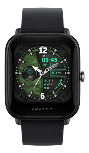 Reloj Smart Amazfit Bip U Pro Alexa + Lector Oxigeno - Cover