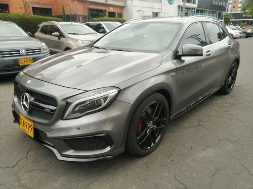 Mercedes Benz Gla 45 Amg 2015 4 Matic