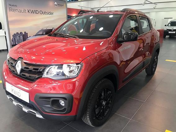 Renault Kwid 1.0 Sce Outsider (mb)