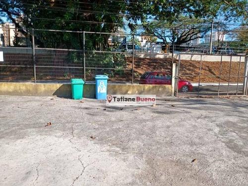 Terreno Para Alugar, 1050 M² Por R$ 4.000,00/mês - Jardim Nova América - São José Dos Campos/sp - Te0299