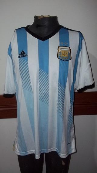 Camiseta De La Selección Argentina 2014 Talle L