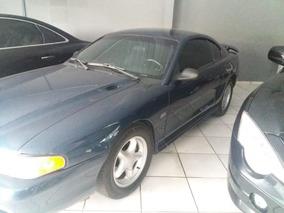 Ford Mustang Gts V8 1995 Verde Gasolina