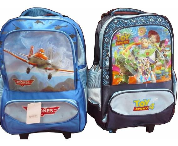 Mochila De Princesa,aviones Toy Torytamaño Grande