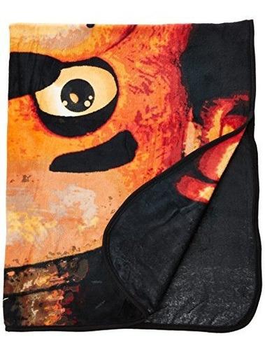 Bioworld Five Nights At Freddys Manta De Felpa 48 X 60