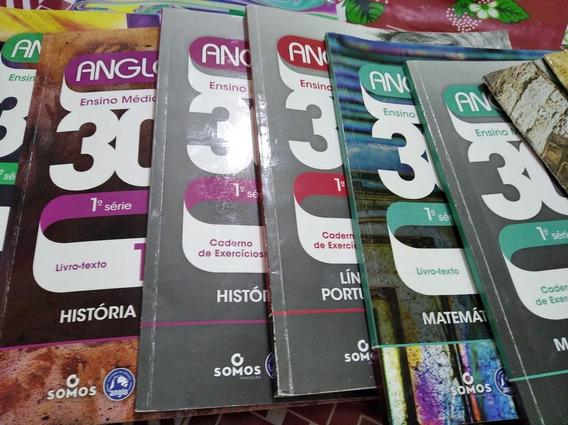 Apostilas Anglo Ensino Médio 30 - 1 Serie