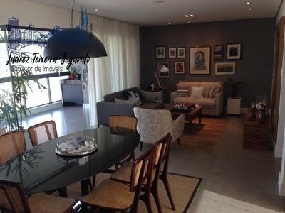 Apto 3 Suites Elegance Com Home Andar Alto Finamente Decorado! - 02261 - 3506270