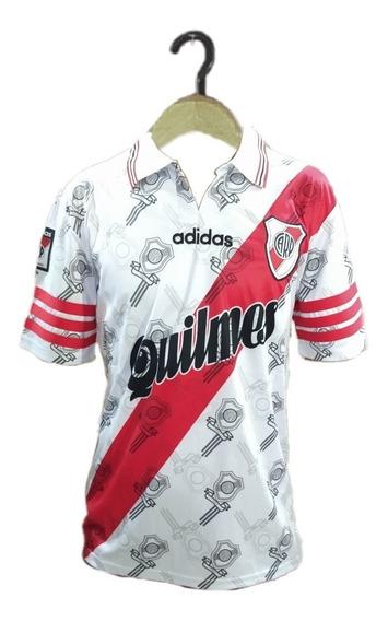 Camisa Retrô River Plate 1997