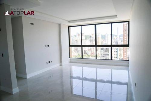 Apartamento À Venda, 133 M² Por R$ 1.825.000,00 - Centro - Balneário Camboriú/sc - Ap0739