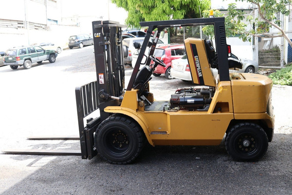 Montacargas Caterpillar Dp40k 2005