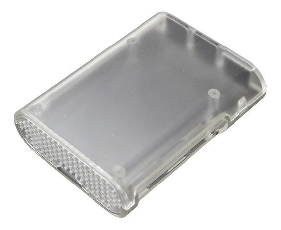 Gabinete Para Raspberry Pi 3 B+ Acrilico Transparente