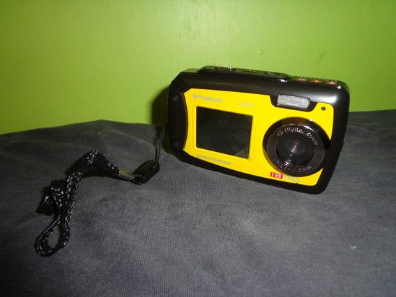 Cámara De Fotos Submarina Polaroid