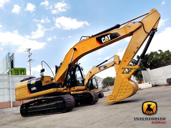 Excavadora Cat 320d2 2015 Caterpillar 330 Cat 315.