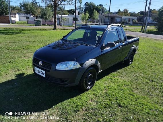 Fiat Strada 1.4 Topcar U$s 4000 Y Cuotas En $$
