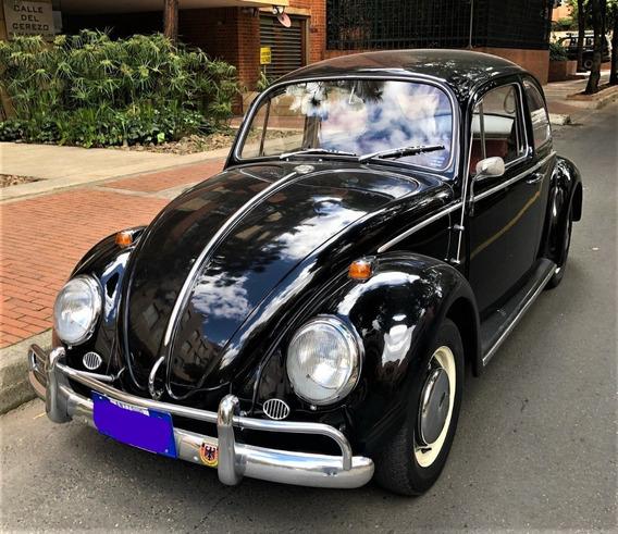 Volkswagen Escarabajo De Colección