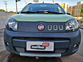 Fiat Uno Evo Way (celebration 2) 1.0 8v Eta/gas (nac)