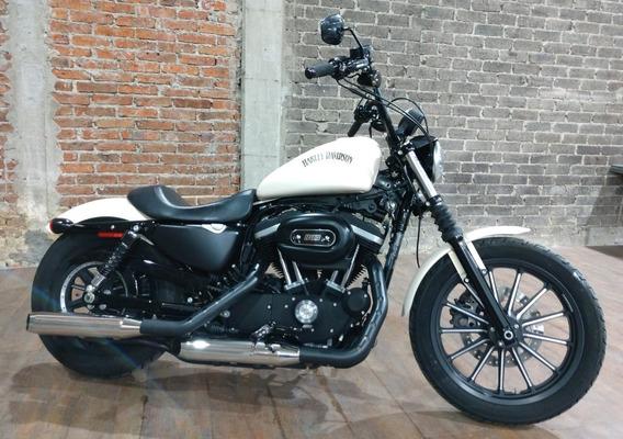 Harley Davidson Sportster 883 Iron 2015 Sand Camo