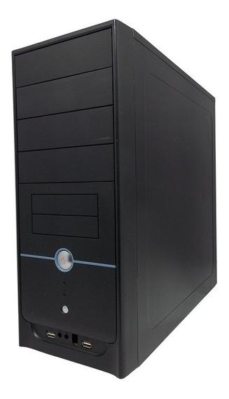 Gabinete Processador Intel Core 2 Duo E4500 Memoria Ram 3gb
