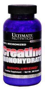 Creatine 300g - Ultimate Nutrition - Creatina Importada