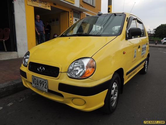 Taxis Hyundai Atos 1.000