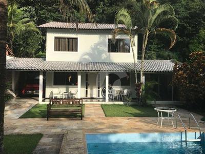 Casa Residencial À Venda, Pendotiba, Niterói. - Ca1473