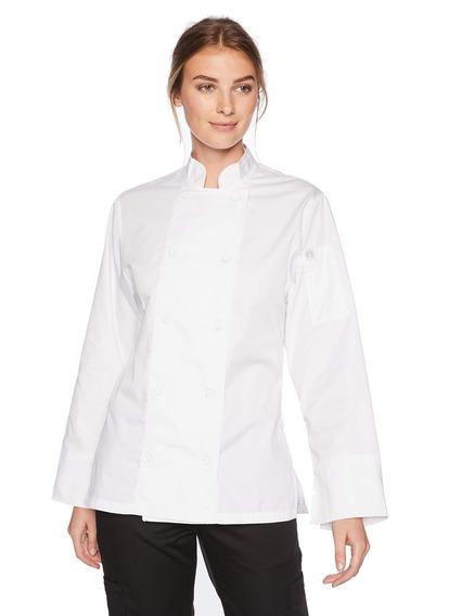 Chef Works Sofia Chef - Abrigo Para Mujer