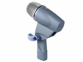 Microfone De Bateria Jts Nx6 Novo Na Caixa, Com Estojo.