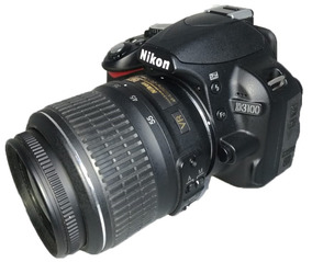 Nikon D3100 Seminova + Lente 18-55mm + Carregador