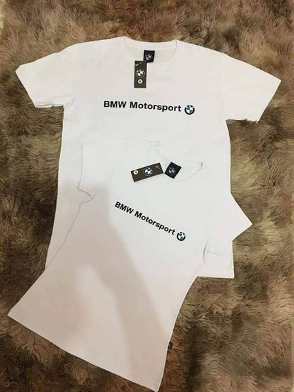 Camiseta Kit Mozão Bmw Motorsport Lançamento Promoção