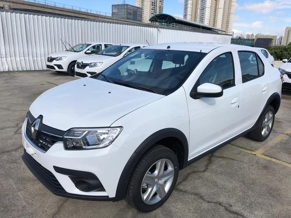 Renault Logan 1.0 Life 12v 4p