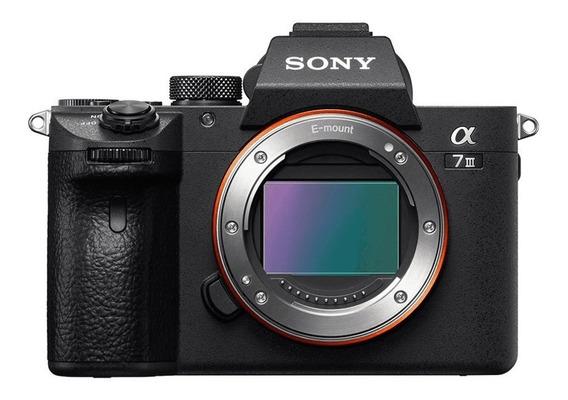 Camera Sony A7iii Corpo