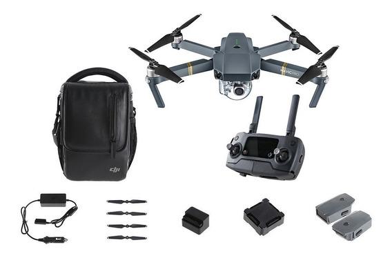 Drone Dji Mavic Pro 4k Fly More Combo
