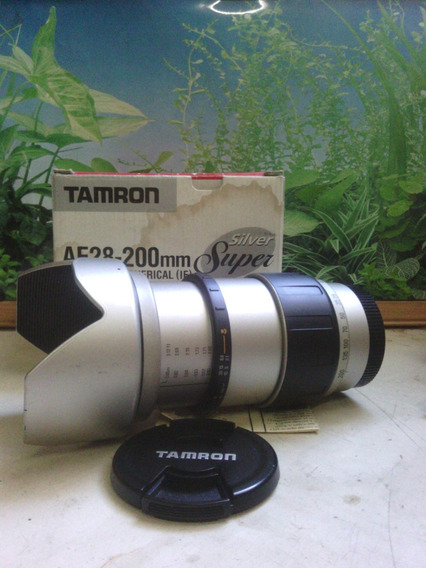 Impecable Lente 28mm 200mm F/3.8-5.6, Para Minolta-af