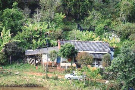 Fazenda Com 3 Quartos Para Comprar No Área Rural De Itabira Em Itabira/mg - 1