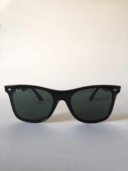 Ray-ban - Óculos De Sol Blaze Wayfarer - Original! Novo!