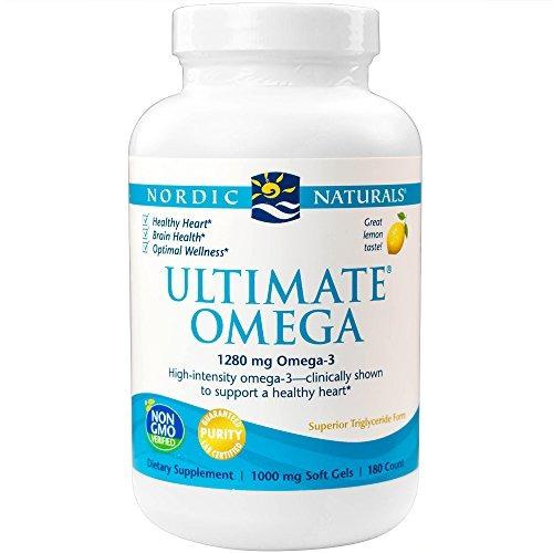 Nordic Naturals Ultimate Omega Softgels - Complemento Concen