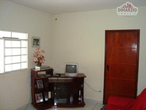 Casa Residencial À Venda, Jardim Mirandola, Americana. - Ca0857