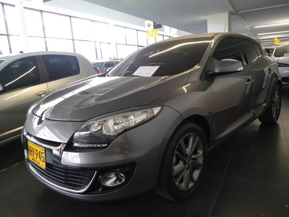 Renault Mégane Iii Aut 2.0 Gris Casiope 2014 Hhy945