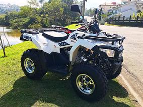 Lançamento 2018 Quadriciclo Brutus 200cc Automático Cvt