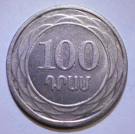 Armenia 100 Dram 2003 - Casi Sin Circular
