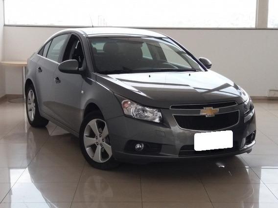 Chevrolet Cruze Lt 1.8 16v Flex 4p Manual 2012 Cinza