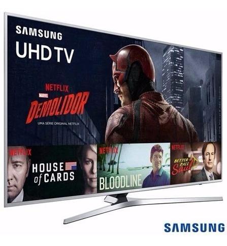 Tv 4k Uhd Samsung 65 Ku6500 Uhd Premium
