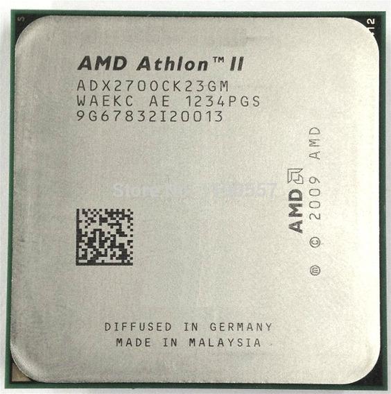 Processador Amd Athlon Ii 2 X2 270 3.4ghz / Am3 Dual Core
