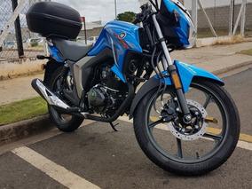 Suzuki Haojue Dk 150 Ano 2018/2019