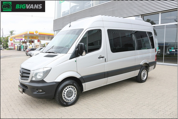 Sprinter 2018 415 Executiva Original 16 Passageiros (6723)